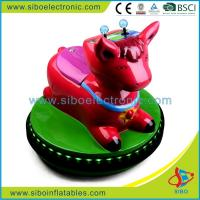 Cheap Sibo Bumper Car Coin Operated Kids Game Machines for sale