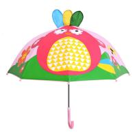 Buy cheap UV Resistant Cartoon Kids Rain Umbrellas , Manual Childrens Animal Umbrellas from wholesalers
