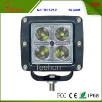 Best 9-60V 1120LM 16W Cheap LED Work Light for Motorcycle and Heavy-Duty Trucks wholesale