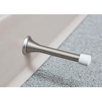 Best Custom Size White Hinge Pin Spring Loaded Door Stop Replacement Bumper Rubber Tips wholesale