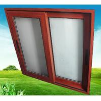 Cheap 1.4mm profile thickness european style white aluminum sliding windows for sale