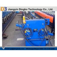 Best PLC Control Square Shaped Pipe Making Machine With Full Automatic Cutting wholesale