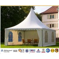 Best Gazebo & Pagoda Tent » 5mx5m PVC Pagoda Tent House by Shelter Tent with Table and Chairs wholesale