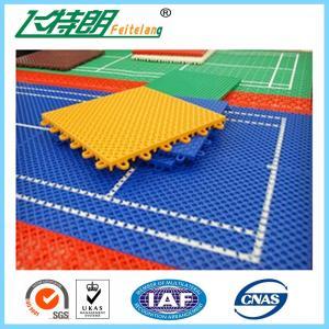 China Outside Marble Interlocking Rubber Mats Flooring Playground Matting 2500N on sale