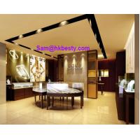 Buy cheap Jewelry store Design and furniture design, jewelry showcases manufacturer product