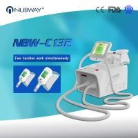 Best USA Hot Sales Portable 2 Handles Working Simultaneously Cryolipolysis Liposuction Machine wholesale