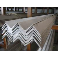 Best ASTM A36, EN 10025 S275JR, Q235 Steel Angle With Custom Equal or Unequal Angle wholesale