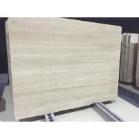 Cheap italian silver travertine marble slab tiles for sale