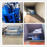 China Welded Wire Mesh Roll Welding Machine Widely Use As Wall Insulation Material on sale