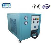 Best 3HP Oil Less Explosion Proof Gas Recovery Machine for Air Conditioning Maintenance wholesale