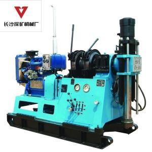 Best Prospecting Core Drilling Machine 300m / 1500 Rpm Long Spindle Stroke wholesale