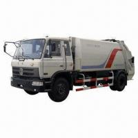Best Compressive Garbage Truck with Latest Design Technology from Japan and Air-proof Completely Dustbin wholesale