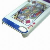 Best Case for iPhone, Made of PVC, PC + PVC, TPU, Silicone, PU or Real Leather wholesale