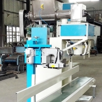 China CMC Three Load Cell 3kw Dry Powder Filling Equipment on sale