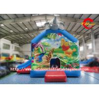 China Commercial Inflatable Jumping Bouncy House Castle Safety For Kids / Children on sale