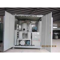 Vacuum Transformer Oil Dehydration Equipment/ Vacuum Oil Dewatering System/ Insulating Oil Filtration Equipment/ Vacuum Transformer Oil Water Separator