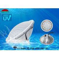 Best IP68 Stainless Steel Swimming Pool Lights High Reliability CE RoHS Approved wholesale