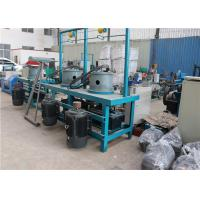 Best Adjustable Speed Straight Line Wire Drawing Machine , PLC Control Metal Drawing Machine wholesale