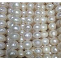 Best Natural white 13-18mm fresh water pearls wholesale wholesale