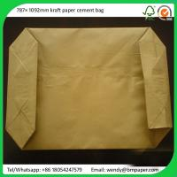 Best BMPAPER Kraft Liner for Wrapping Oil-proof Paper for cement bags wholesale