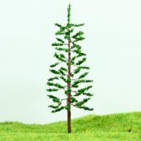 Best HO Train Layout Miniature Model Trees Green Street Wire Tree Pine 11cm wholesale