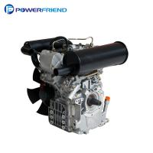 Best 20HP 14KW Water Cooled Diesel Engine 2V80 Two Cylinder 4- Stroke Efficiency High wholesale