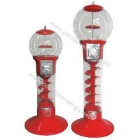 China Spiral Gumball Vending Machine (TR701 & TR702) on sale