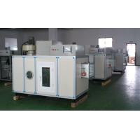 Best Stand-alone Industrial Air Dehumidifier , Desiccant Rotor Capacity 23.8kg / h wholesale
