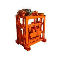 Best Concrete Block Machine, Double Column, Double Press (QT40-1) wholesale