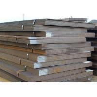 China Q235B S355JR Q345B Hot Rolled Steel Sheets 4x8 Galvanized Steel Plate on sale