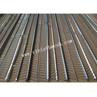 Best 7*20mm Hole Galvanized Expanded Metal Lath For Industrial Building wholesale