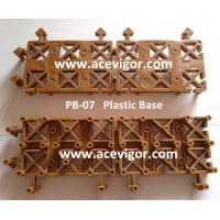 Best PB-07 Plastic Back for DECKING, 200mm x 60mm wholesale