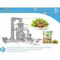 Best Garden salad ,salad dish ,leafy  greens,mixed baby leaf ,baby leaf lettuce vacuum vertical packing machine wholesale
