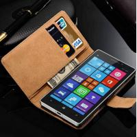 Best Nokia Lumia 930 Phone Cover Case Wholesale Flip Leather Book Style Luxury Stand Wallet wholesale