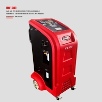 Best R134A Gas Charging Car Air Conditioning Recharge Machine 750W wholesale