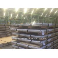 Customized Hot Rolled Stainless Steel Sheet 300 Series 3 - 120MM 317L BA Finish