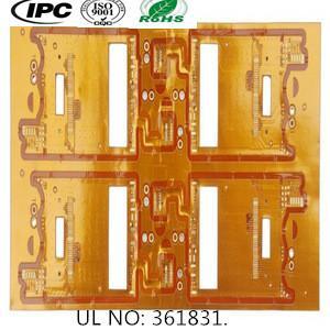 Cheap TACONIC Base Rigid Flex PCB Electrostatic Bag 4 Layer Circuit Board for sale