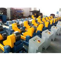 China Self Aligning Pipe Welding Rollers 1.5KW Single Motor With Separate Control Cabinet on sale