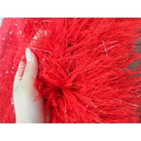 China 9cm Long Big size 4x20m/4x25m Microfiber mixed with Polyester Silk Plain Shaggy Rug on sale