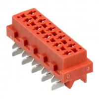 Best ELETE 2.54 mm pitch IDC connector replace  AMP Micro-Match TE Connectivity 1-188275-0 wholesale