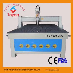 Best Hiwin Square linear rail & gear driving 1530 CNC Wood machine TYE-1530 wholesale