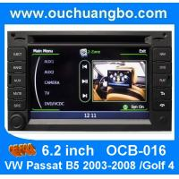 Best Ouchuangbo audio car cd dvd player for VW Passat B5 2003-2007 with auto stereo hot selling OCB-016 wholesale