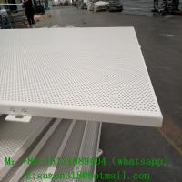 Best fabric perforated acoustic wall panel for banquet hall decoration wholesale