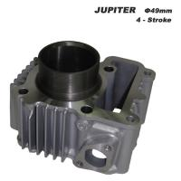 Best 49mm Motorcycle Cylinder yamaha Motorcycle Parts ,  Juipter Motorcycle Spare Parts wholesale