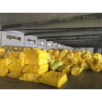 China CE Certified Glass Wool Thermal Insulation for Construction 98% Moisture Resistivity on sale