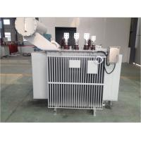 High Voltage Three Phase Two Winding Oil Immersed Type Transformer