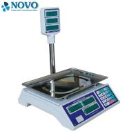 China High Accuracy Digital Jewelry Scale , Price Calculating Scale Tube Type 360° Rotary Hanger on sale