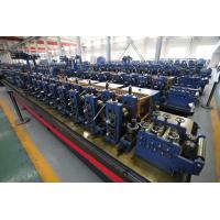Buy cheap SS Pipe Making Machine , Tube Forming Machine Flying Saw Profile product