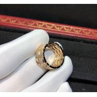 Best Glamorous 18K Gold Ruby And Diamond Ring ,  Serpenti Ring wholesale