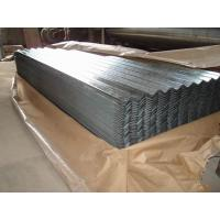 Best Zinc coating 60-275g/m2 JIS G3302 SGCC Galvanized Corrugated Roofing Sheet wholesale